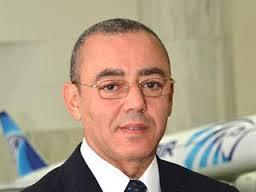 حسام كمال وزير الطيران المدني