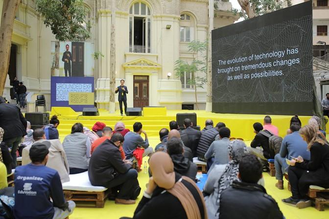 رايز اب محمد حمدي دبي للمستقبل