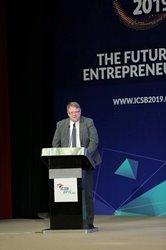 كلمة مدير العمل الدولية ICSB 2019
