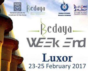 Bedaya Luxor Week End 2017