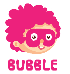 Bubble Logo 2