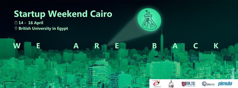 Cairo Start Up Weekend