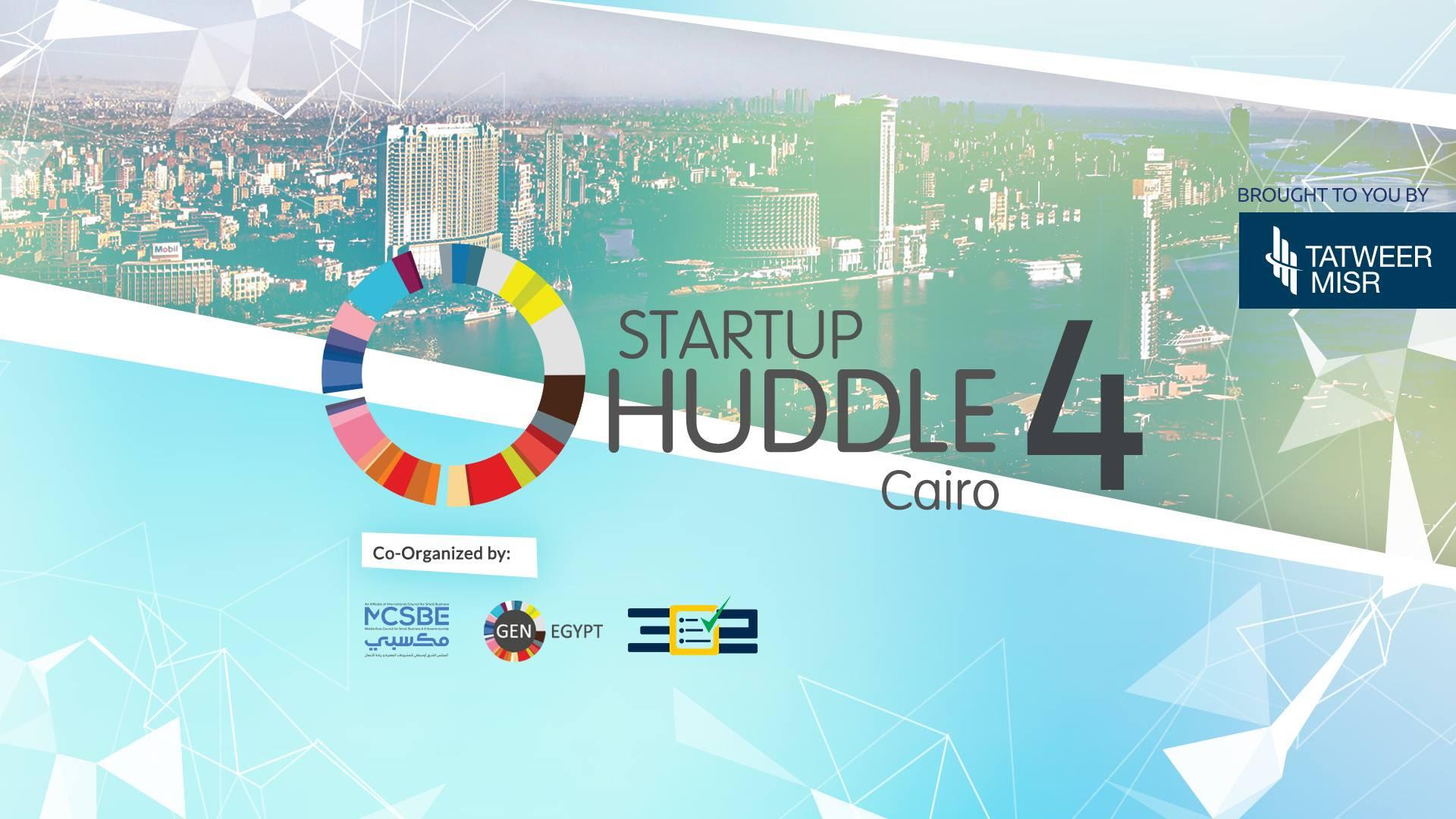 Startup Huddle Cairo 4
