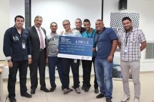 Suez_Hacthon-2-winner
